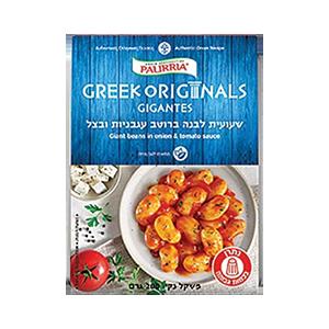 שעועית לבנה ברוטב עגבניות ובצל 200 גרם